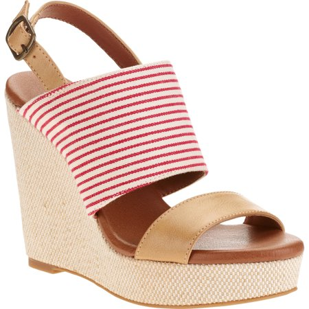 MoMo Women's Sunny Platform Wedge - Sailor Heels