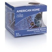 American Home by Yankee Candle Fragrance Beads, Classic Denim