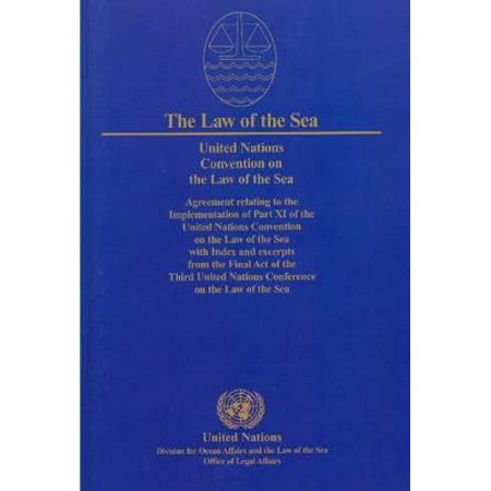 United Nations Convention On The Law Of The Sea Agreement Relating