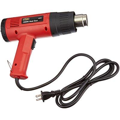 XtremepowerUS 1500Watt 2 Speed Electric Heat Gun