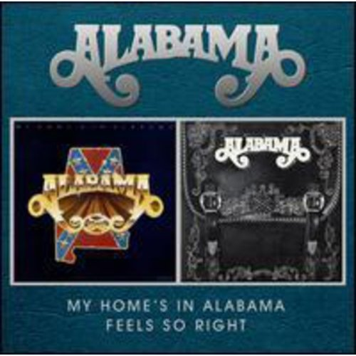My Home's N Alabama / Feels So Right