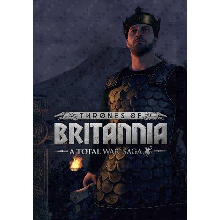 Total War Saga: Thrones of Britannia (Launch), Sega, PC, [Digital Download], 685650100425