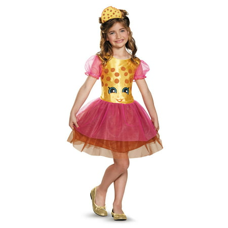Shopkins Kookie Cookie Classic Costume for Kids](Costumes For Rent Philippines)
