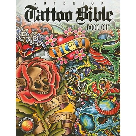 Tattoo Bible: Book One