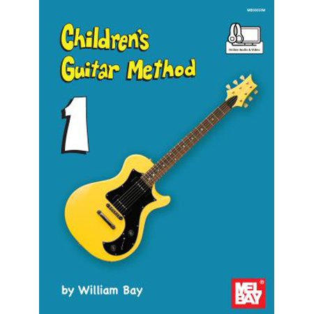 Children's Guitar Method Volume