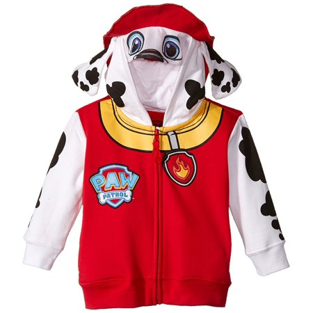 Nickelodeon Toddler Boys' Paw Patrol Character Costume Hoodie (Tv And Movie Character Costumes)