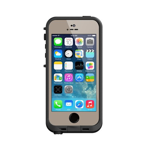 LifeProof 2101-10 fre Case for Apple iPhone 5 and 5s Taupe