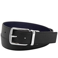 Coach Harness Buckle Leather Belt, 38 MM, Brand Size One Size