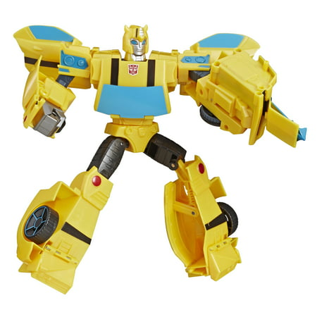 Transformers Cyberverse Action Attackers: Ultimate Class Bumblebee (Transformers The Ultimate Battle)