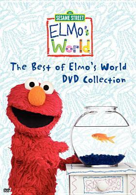 Sesame Street Elmo's World: The Best of Elmo's World, Vol. 1 by Sesame Street