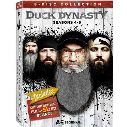 Duck Dynasty: Seasons 4-6 Giftset