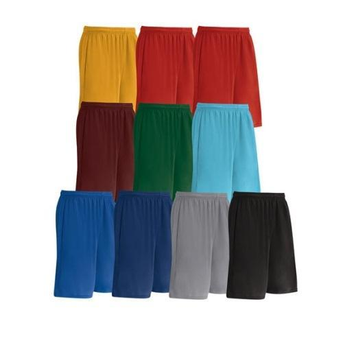Youth Basketball Shorts by Champro, Clutch Style - Scarlet Size: SML
