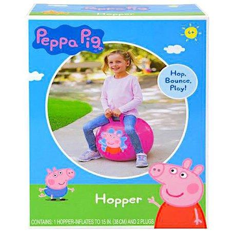 - Peppa Pig 15 in Hopper Ball