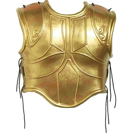 Roman Armor Chest 2-Piece Set Adult Halloween Accessory](Steampunk Chest Piece)