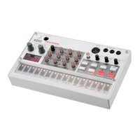 NEW! Korg Volca Sample Built-in PCM Rhythm Machine Looper MIDI Digital Sequencer