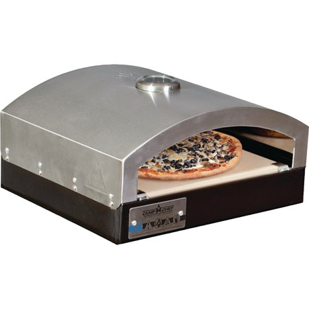 Camp Chef Artisan Outdoor Pizza Oven with Built In Temperature Gauge