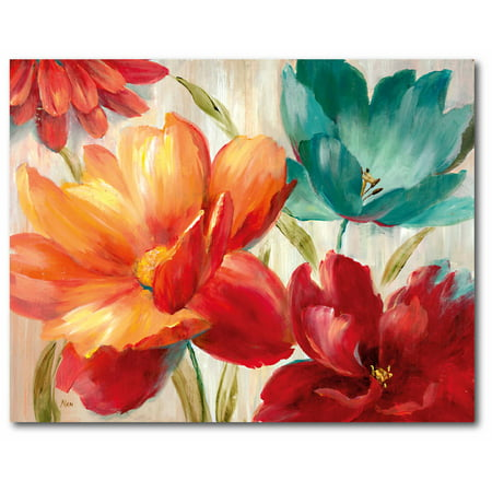 Courtside Market Avalon Garden Gallery-Wrapped Canvas Wall Art, 16x20 ()
