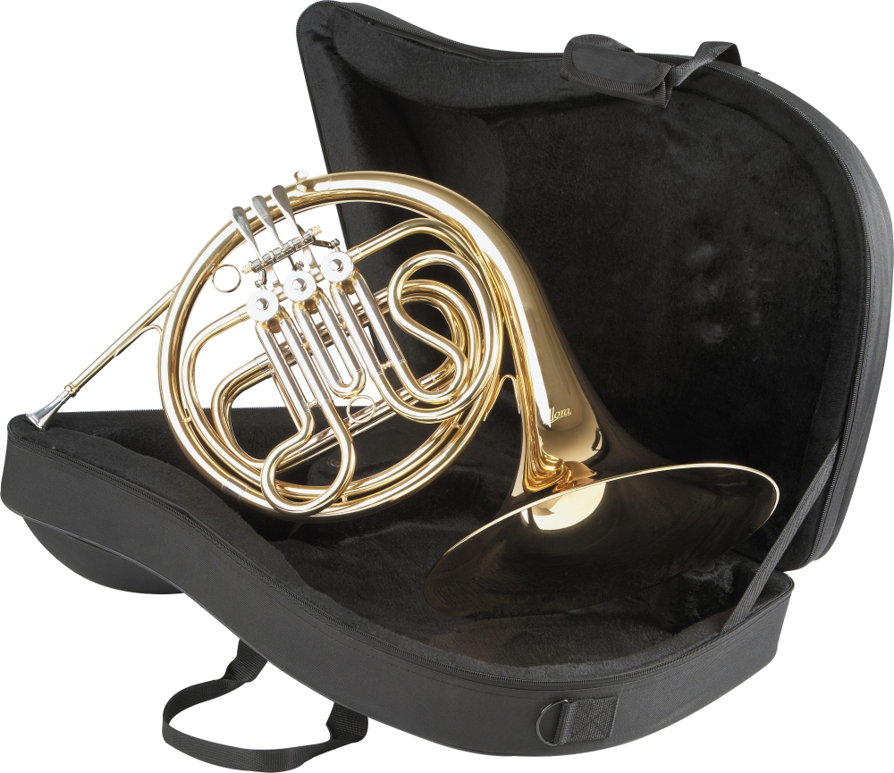 Allora AAHN-103 Series Single French Horn AAHN-103 Lacquer by Allora
