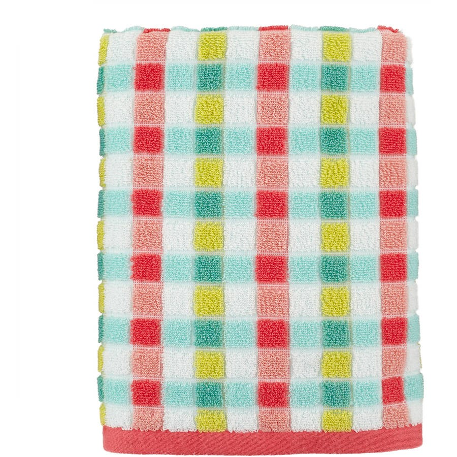 Mainstays Groovy Medallion Bath Towel Collection by Generic
