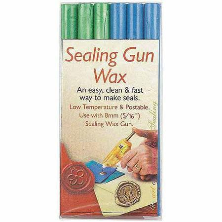 Manuscript Pen Sealing Gun Wax Sticks, 6pk