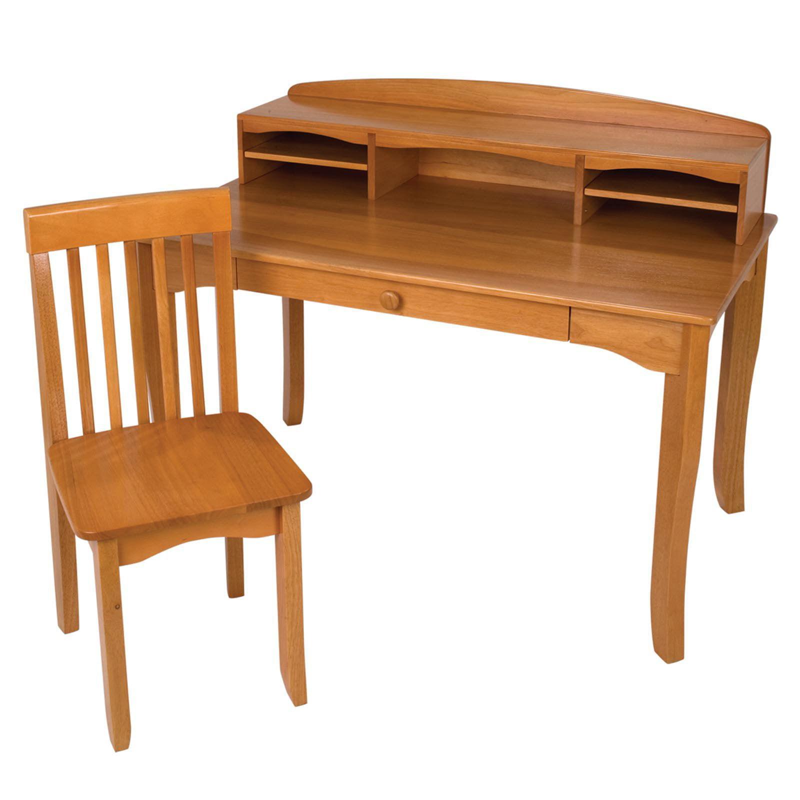 Kidkraft Avalon Desk With Hutch Best Loft Beds For Kids