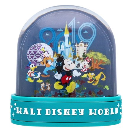 Disney Water Parks - Disney Parks 2019 WDW Mickey and Friends Plastic Water Dome New
