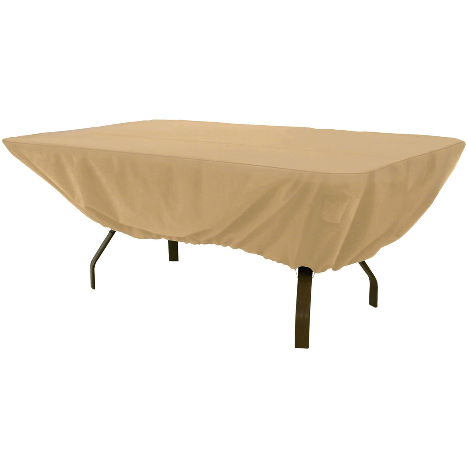 Classic Accessories Terrazzo Rectangular Oval Patio Table Cover