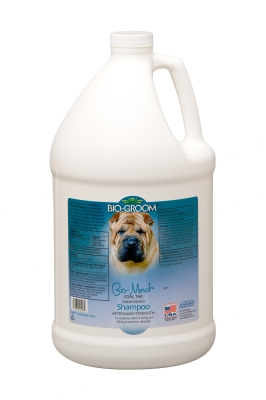 Bio-Groom Bio-Med 21228 Veterinary Strength Coal Tar Topical Solution Dog Shampoo, 1 gal, Medicine Eucalyptus by Bio-Derm (Bio-Groom)