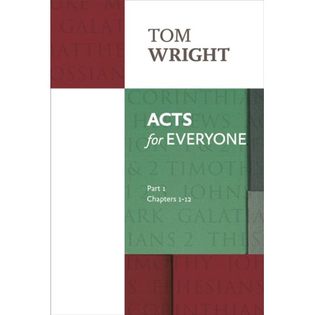 Acts for Everyone 1: Reissue (Paperback)](Famous Double Acts For Halloween)