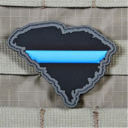 Every State In Thin Blue Line  Patch Series