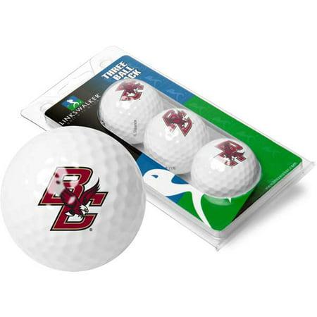 LinksWalker Boston College Eagles Golf Balls, 9 Pack