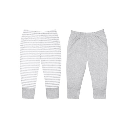 100% Organic Cotton Knit Pants, 2-pack (Baby - Boys Cable Knit