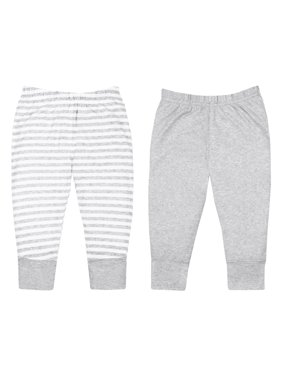 6d55f94d673a Product Image 100% Organic Cotton Knit Pants, 2-pack (Baby Boys)