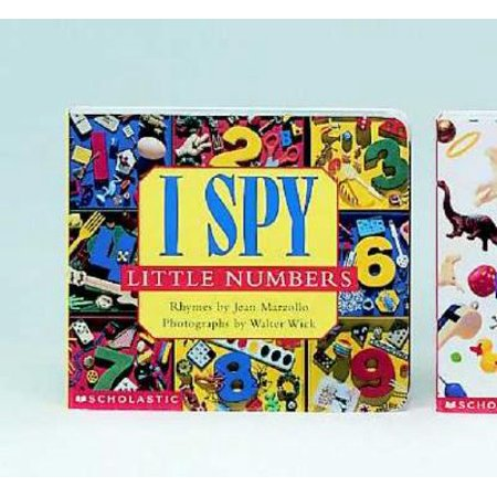 I Spy Little Numbers (Board Book)](Halloween I Spy Printables)