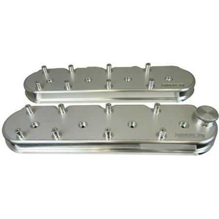 Moroso Billet - Moroso 68472 Billet Aluminum Valve Covers