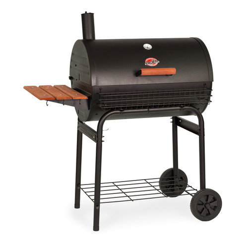 Char-Griller 30.5'' Pro Deluxe Charcoal Grill