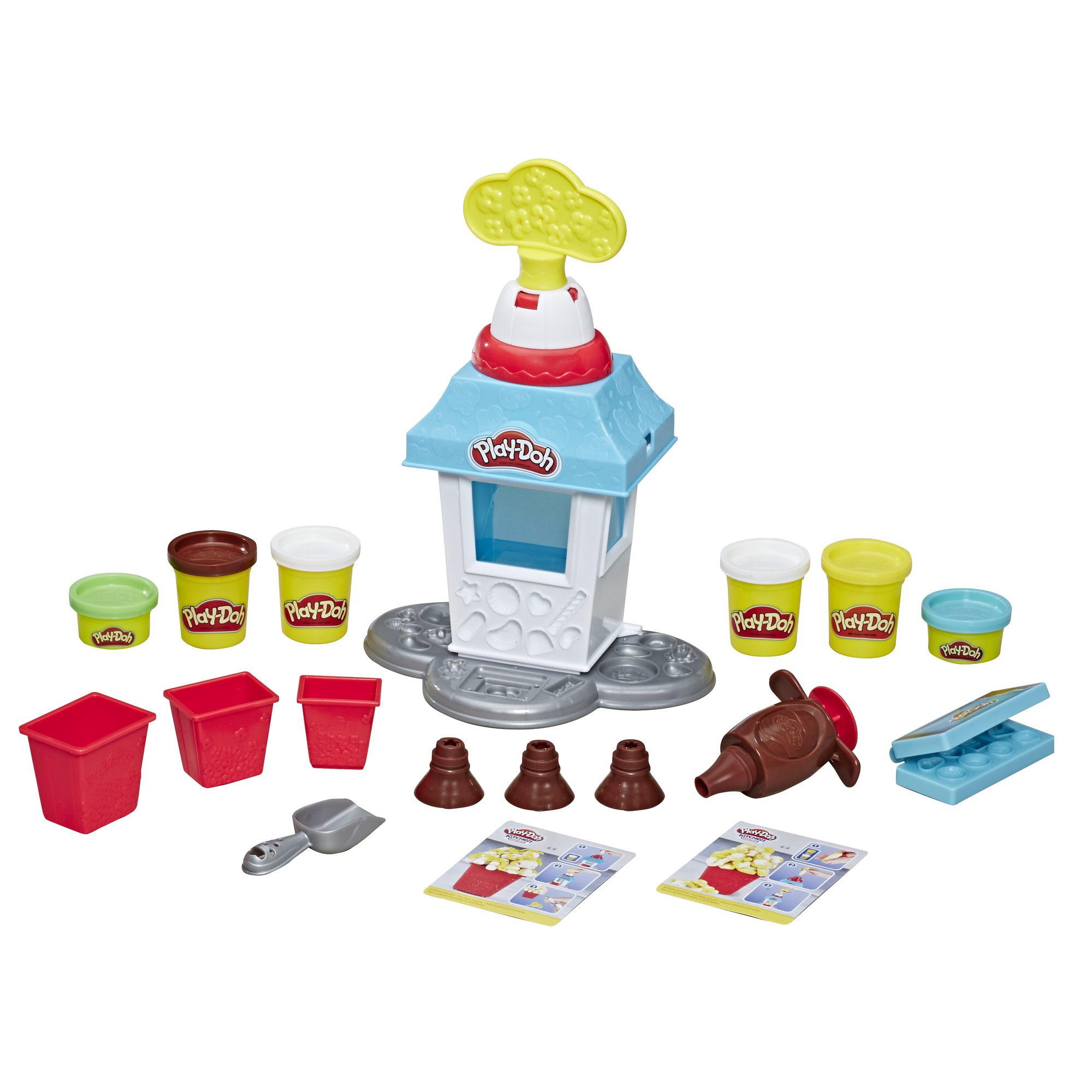 Play-Doh Popcorn Party Food Se...