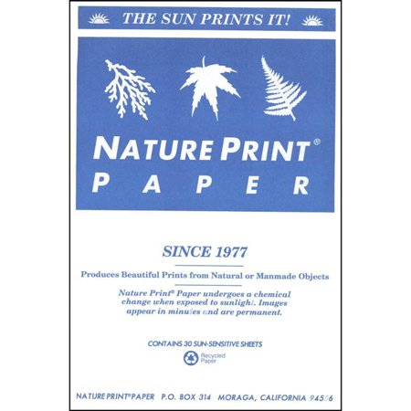 NaturePrint Paper - 5x7