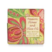 Madame Earth Passion Flower Botanical Soap (Bundle of 6)