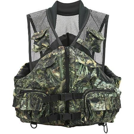 30a794f936042 Master Sportsman Fishing Fishouflage Life Vest, Olive - Walmart.com