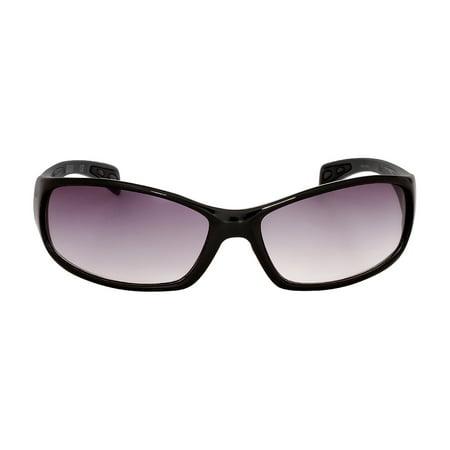Kenneth Cole Reaction Plastic Frame Smoke Gradient Lens Men's Sunglasses (Kenneth Cole Sunglasses Mens)