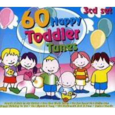 Happy Toddler Tunes [Tin Can Box Set] [Special Edition] ()