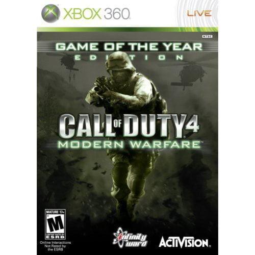 Call of Duty: Modern Warfare - Platinum Hits (Xbox 360)
