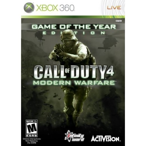 Image of Call of Duty: Modern Warfare - Platinum Hits (Xbox 360)