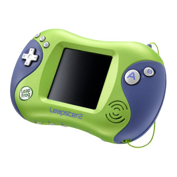LeapFrog LeapSter 2 Learning System - Handheld game console - green
