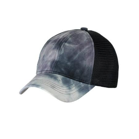 e3eaf587fb9 C.C Ponycap Messy High Bun Ponytail Adjustable Mesh Trucker Baseball Cap Hat