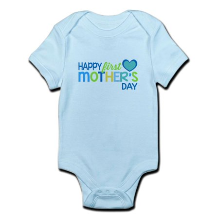 CafePress - Happy First Mother's Day Boy Body Suit - Baby Light Bodysuit](My First Halloween Onesie Boy)