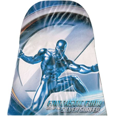 Fantastic Four 'Rise of the Silver Surfer' Favor Boxes (4ct) - Surfer Supplies