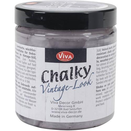 Viva Decor Chalky Vintage-Look Paint, 8 oz