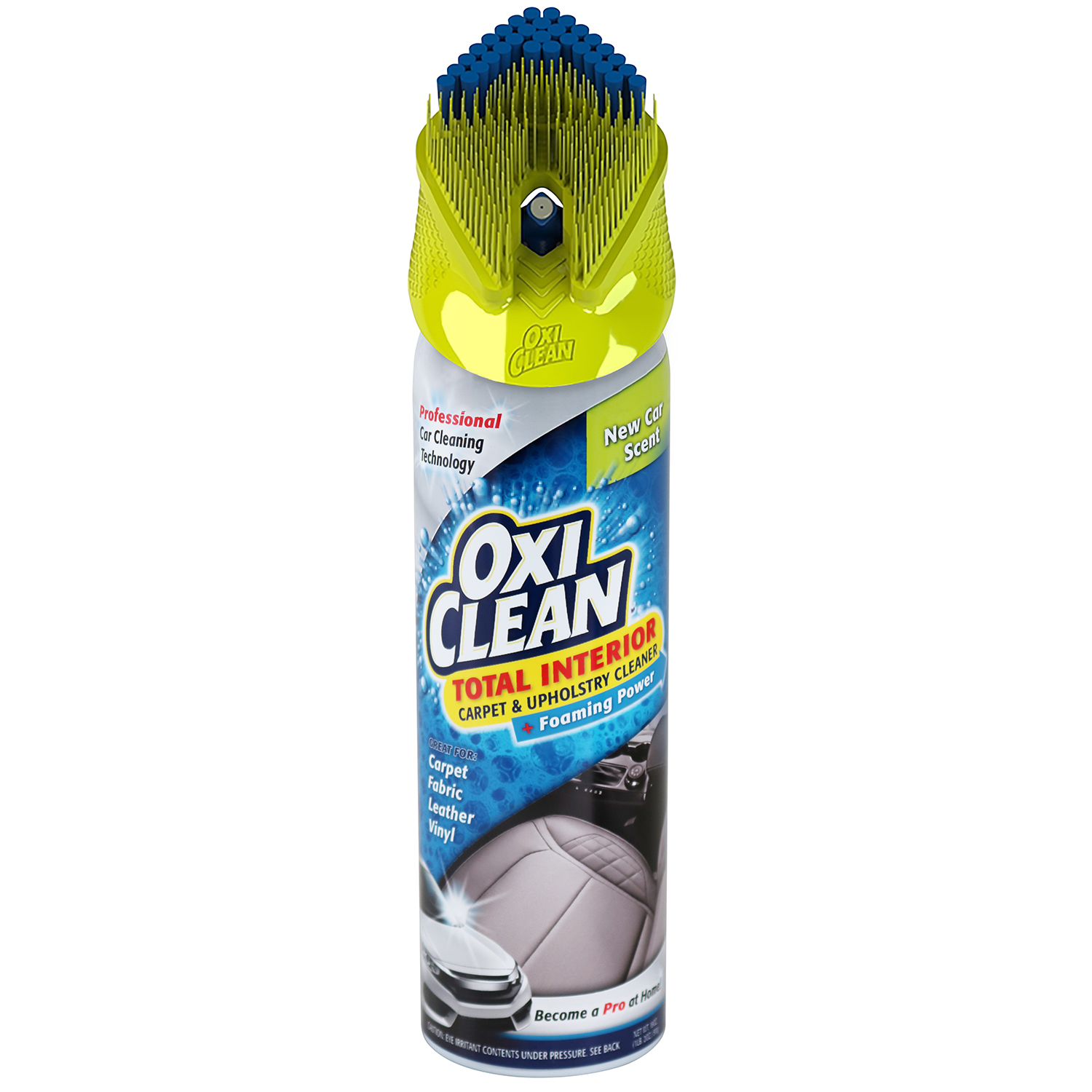 Oxi Clean Total Care Carpet Amp Upholstery Cleaner Walmart Com